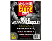 MENS HEALTH COMPLETA GUIA DE ENTRENAMIENTO TRAINING GUIDE 2013